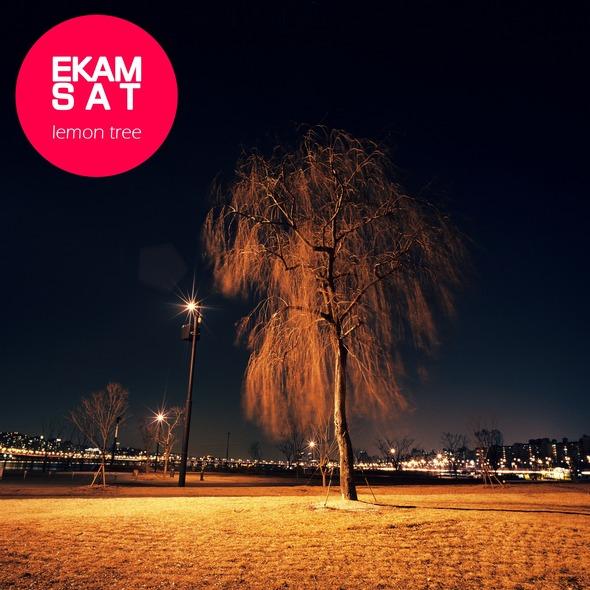 Музыканты из EKAM SAT представили свою новую работу - Lemon Tree EP . Изображение № 1.