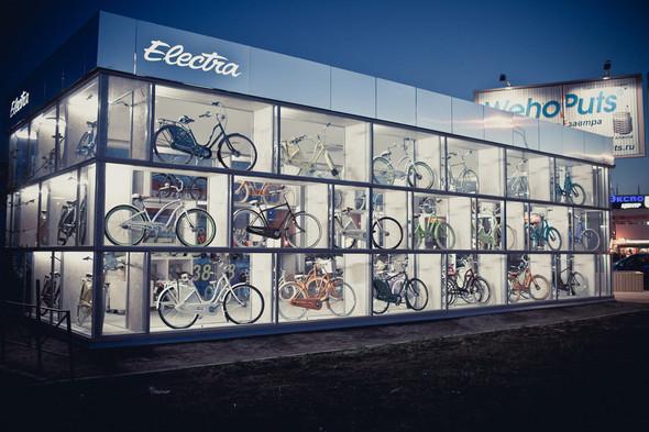 Electra Bike Hub. Изображение № 4.