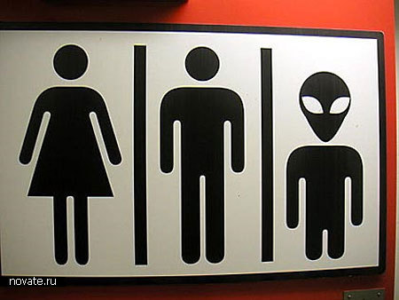 50 Необычных туалетных вывесок. Изображение № 38.