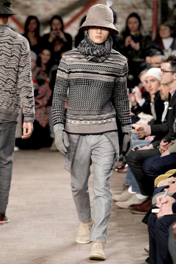 Изображение 69. Milan Fashion Week. Часть 1.. Изображение № 85.