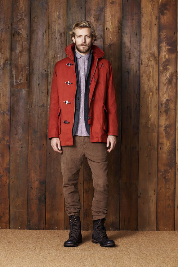 Ben Sherman Lookbook AW11. Изображение № 4.
