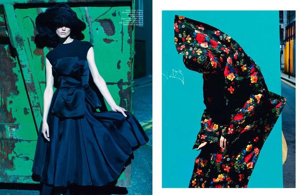 Новые съемки Dazed & Confused, Vogue, i-D и W Magazine. Изображение № 6.