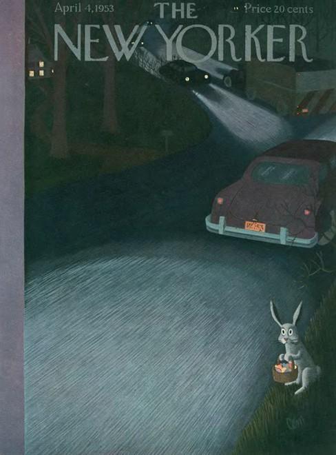 Обложки TheNew Yorker. Изображение № 29.