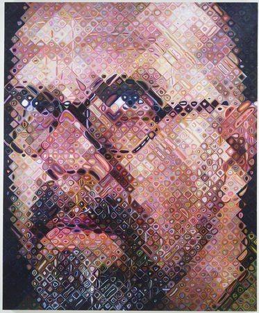 Chuck Close. Изображение № 2.