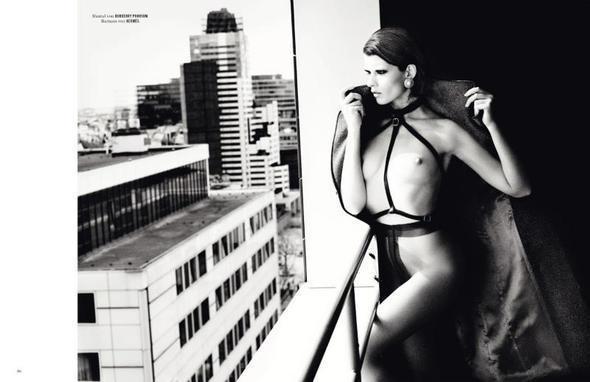 Изображение 22. Съёмки: i-D, Man About Town, Vogue и другие.. Изображение № 28.
