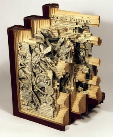 Современное оригами: 7 художников, работающих с бумагой. Изображение № 23.