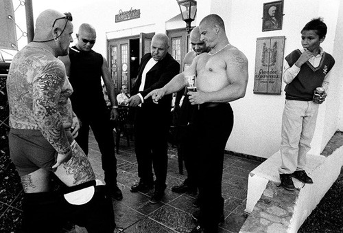 Джослин Бэйн Хогг: вся правда о гангстерах, звездах и Лондоне. Изображение № 4.
