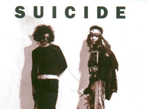 Suicide. Изображение № 1.