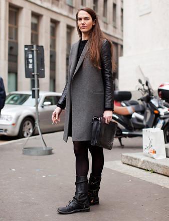 Лук из блога Stockholm Street Style . Изображение № 114.