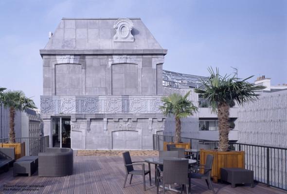Hotel Fouquet Barrier. Изображение № 8.