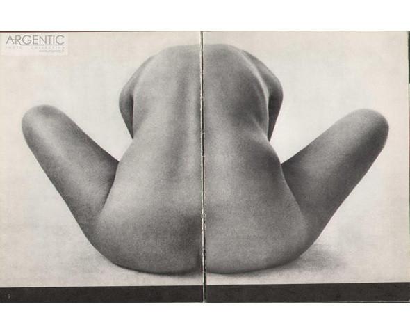 Части тела: Обнаженные женщины на фотографиях 50-60х годов. Изображение № 184.