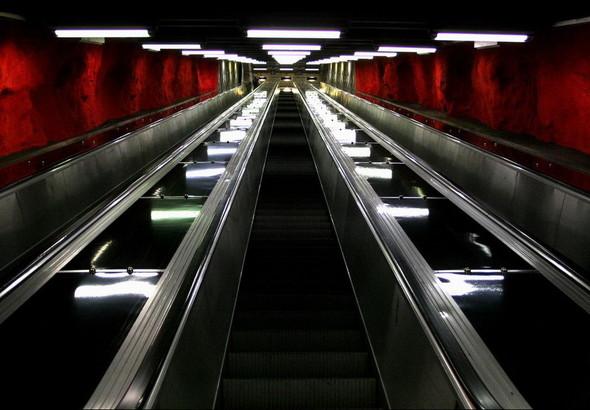 Шведский метрополитен. Изображение № 19.