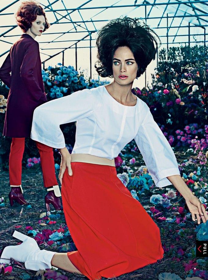 Vogue, AnOther и другие журналы опубликовали новые съемки. Изображение № 45.