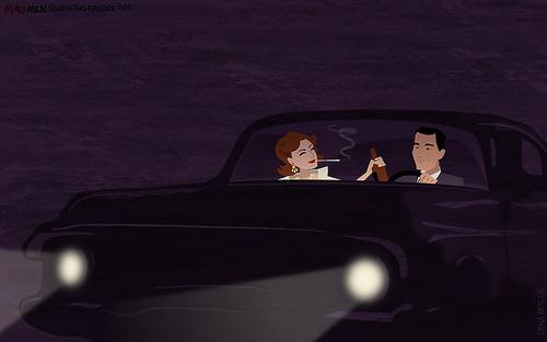 Иллюстрации к сериалу Mad Men. Изображение № 16.