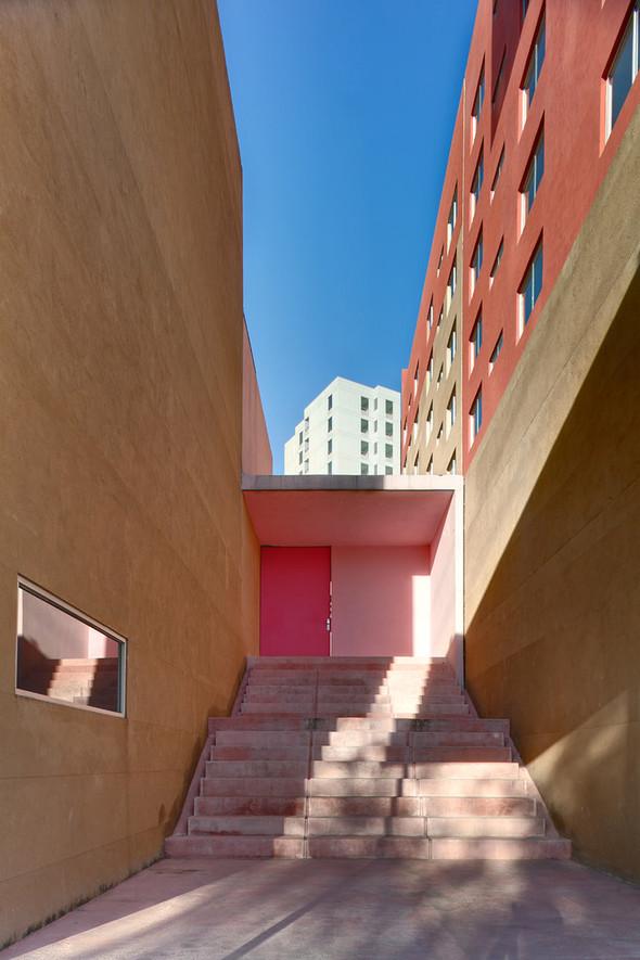 Социальное жилье в Мексике. Изображение № 8.
