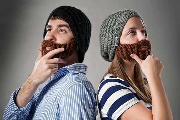 Шапка с бородой. Изображение № 7.