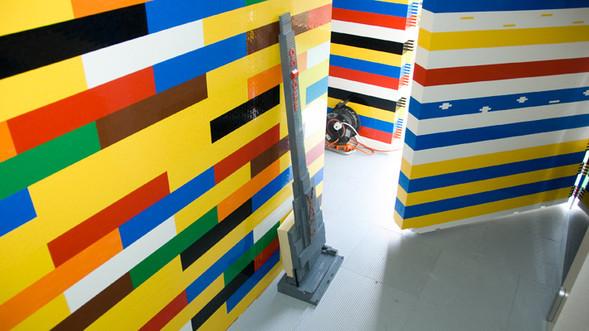 Lego дом. Изображение № 7.