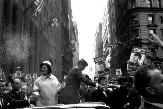 100 лет выборов в документальных фотографиях. Изображение № 34.