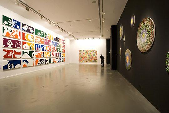 """Выставка """"Studio Franchise"""" художника Ryan McGinness. Изображение № 3."""
