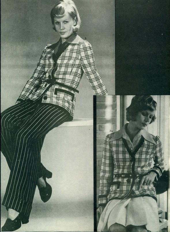 Советская мода: комбинаторность, футуризм и фирма. Изображение № 21.
