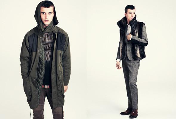 Изображение 2. Лукбук: H&M FW 2011 Menswear.. Изображение № 2.