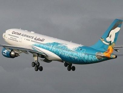 Оригинальное оформление самолетов. Изображение №1.