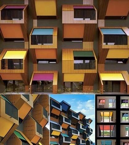 Креативные балконы. Увы, нев наших домах. Изображение № 3.