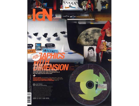 Изображение 4. Журналы недели: 6 популярных изданий о графическом дизайне.. Изображение № 4.