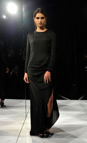 Lublu Kira Plastinina FW 2011 на показе на Нью-Йоркской неделе моды. Изображение № 27.