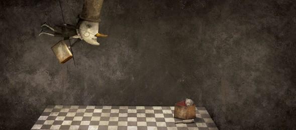 Luis Gabriel Pacheco - художник-иллюстратор. Изображение № 20.