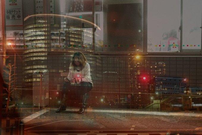 Таксист-фотограф снимает ночной город. Изображение № 8.