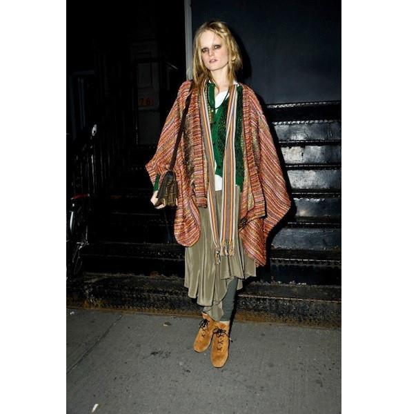Изображение 32. На полях: 10 тенденций уличного стиля с прошедших недель моды.. Изображение № 32.