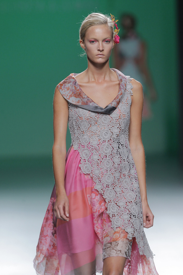 Madrid Fashion Week SS 2013: DEVOTA & LOMBA . Изображение № 19.