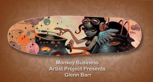 Glenn Barr иего lowbrow art. Изображение № 41.