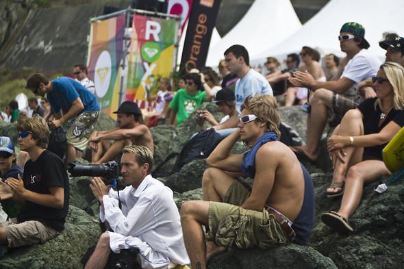 Roxy Jam: почему женский серфинг круче. Изображение № 11.