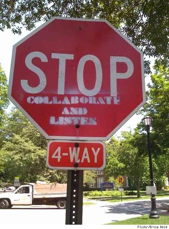 STOP SIGN. Изображение № 15.