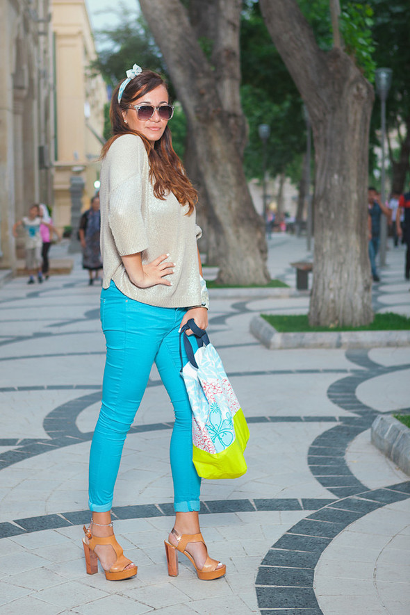 Baku Street Fashion | Summer 2012. Изображение №17.