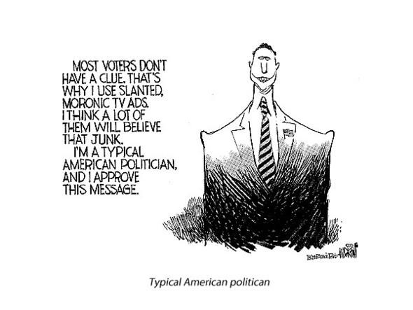 Typical American иличто думают обамериканцах?. Изображение № 8.