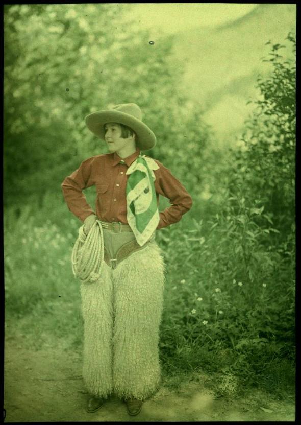 Автохром Люмьер – цветные фотографии начала XX века. Изображение № 2.