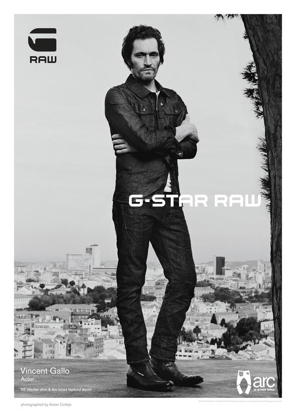 Рекламная кампания: G-Star RAW SS'12. Изображение № 11.