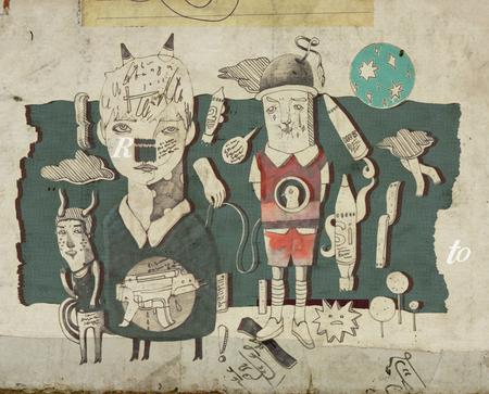 Инка Паниллюстратор изТайваня. Изображение № 18.