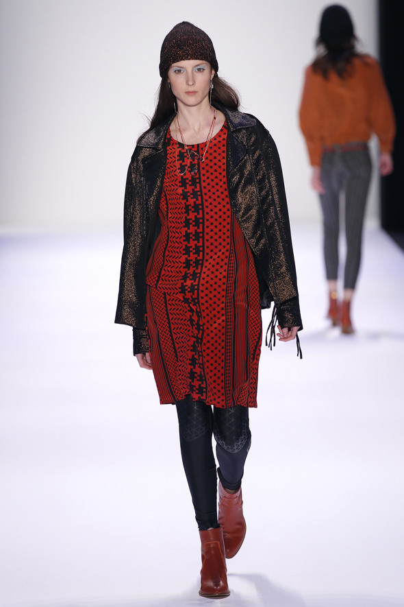 Berlin Fashion Week A/W 2012: Lala Berlin. Изображение № 19.