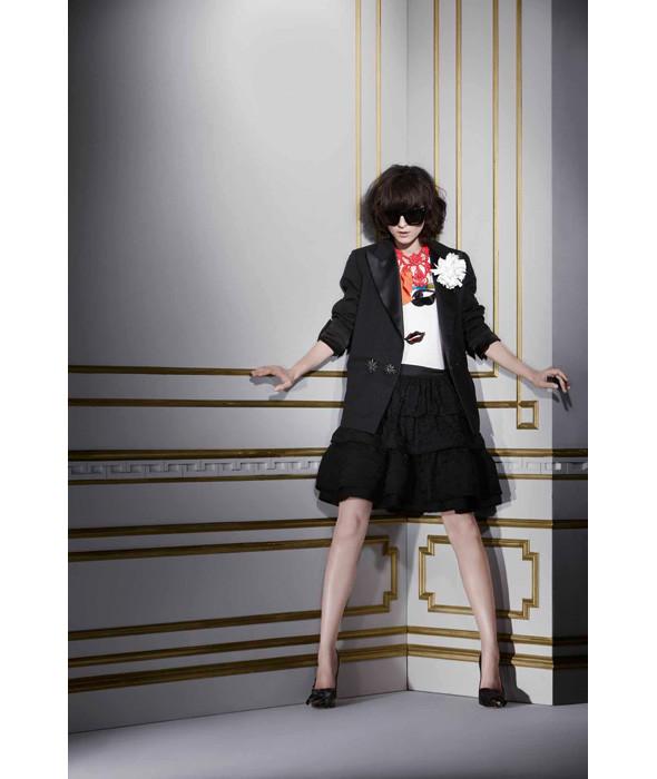 Коллекцию Lanvin для H&M показали полностью. Изображение № 18.