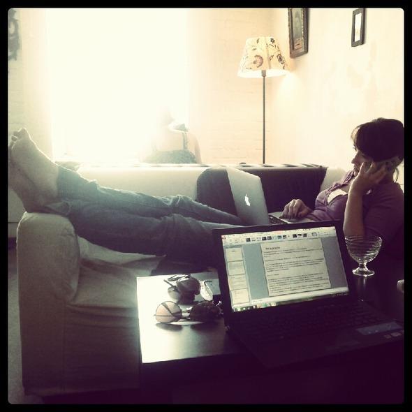 Офис или антикафе: Где выгоднее работать?. Изображение № 1.