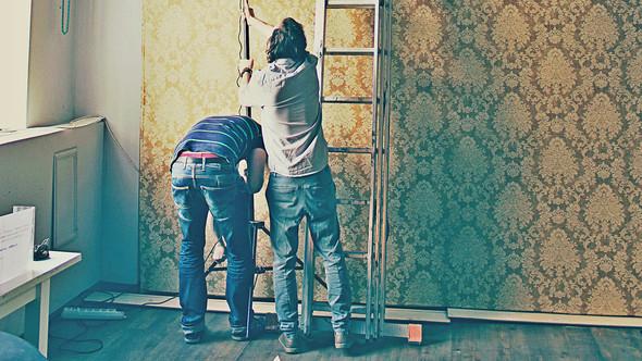 "Bakcstage бренда ""Rose&Petal"" AW-2012. Изображение № 18."