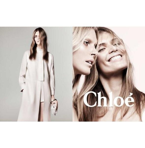 Превью новых рекламных кампаний: Chloe, Balenciaga и другие. Изображение № 1.