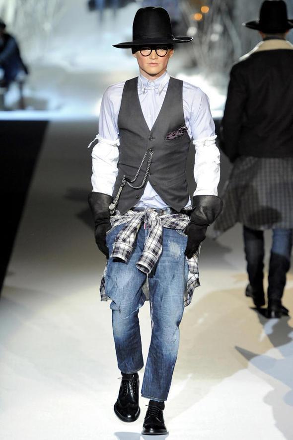 Изображение 229. Milan Fashion Week. Часть 2.. Изображение № 228.