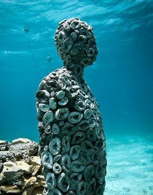 Пойди туда, не знаю куда: искусство в пустыне, тюрьме и на дне океана. Изображение № 13.