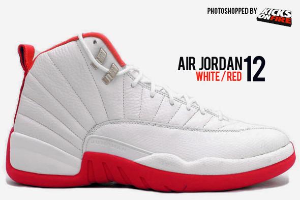 Расцветки Air Jordan, которые вы хотели бы видеть. Изображение № 14.