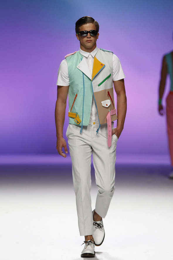 Madrid Fashion Week SS 2012: Davidelfin. Изображение № 19.
